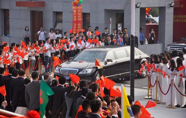 Khánh thành Cung hữu nghị Việt - Trung trị giá gần 800 tỉ đồng - Ảnh 3.