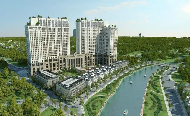 Soi tiến độ loạt dự án chung cư đang được quan tâm dọc vành đai 3 Hà Nội - Ảnh 3.