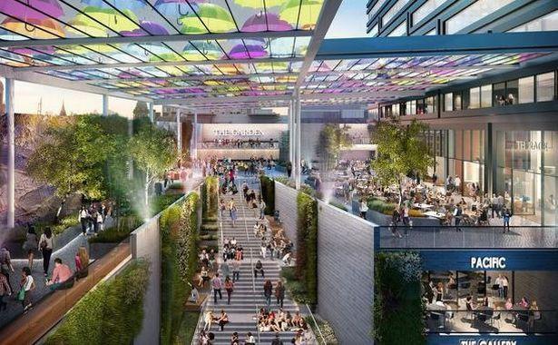 Ryan Giggs và kế hoạch xây dựng những tòa nhà chọc trời mang hơi thở của Manchester trên khắp thế giới - Ảnh 3.
