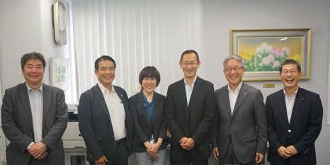 Đội ngũ Ajinomoto và giáo sư Shinya Yamanaka