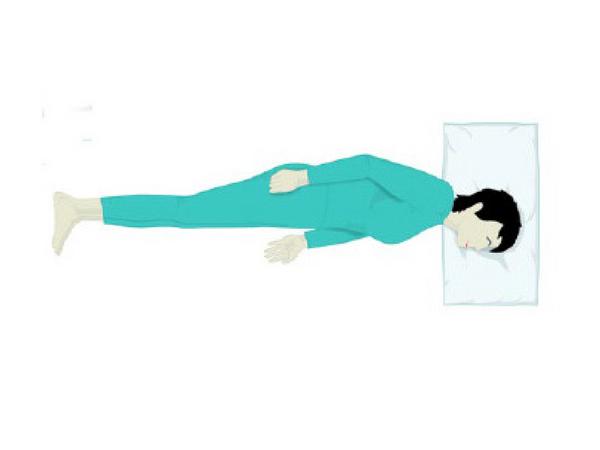 6 tư thế ngủ bật mí tính cách và cảnh báo sức khỏe: Bạn là kiểu số mấy? - Ảnh 3.