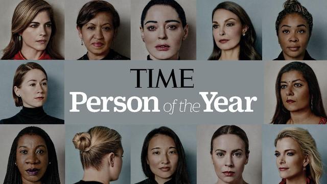 2017: Năm của phái nữ - Ảnh 3.