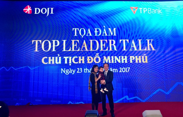 Những điều ít biết về chủ tịch DOJI, TPBank Đỗ Minh Phú  - Ảnh 3.