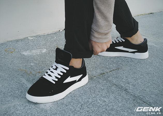 Hãy để những đôi giày kết nối con người chứ đừng đi ngược lại giá trị vốn có của nó