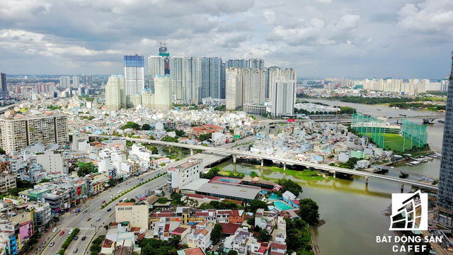 Tuyến Metro số 1 Bến Thành - Suối Tiên nhìn từ trên cao - Ảnh 21.