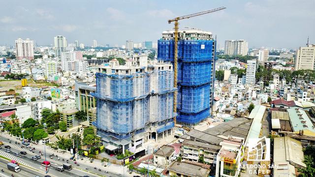 Bến Vân Đồn nhìn từ trên cao, hàng loạt chung cư cao cấp làm thay đổi diện mạo cung đường đắt giá bậc nhất Sài Gòn - Ảnh 21.