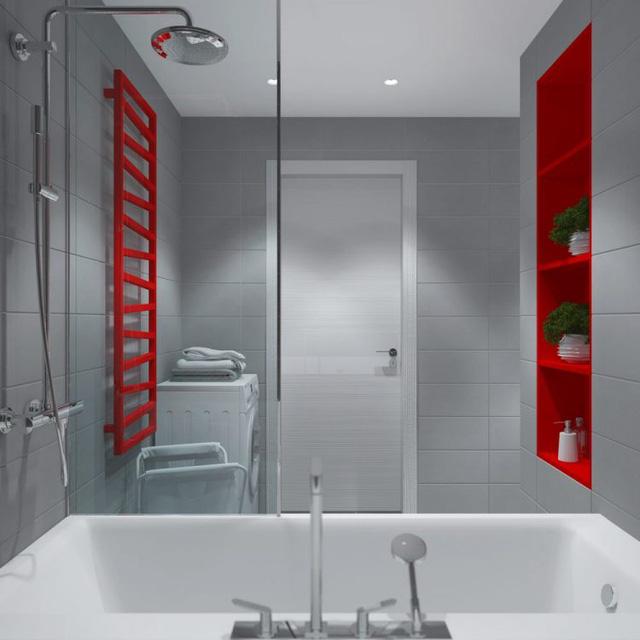 Thiết kế nội thất chất lừ của ngôi nhà ống 65m2 cho các gia đình trẻ - Ảnh 24.