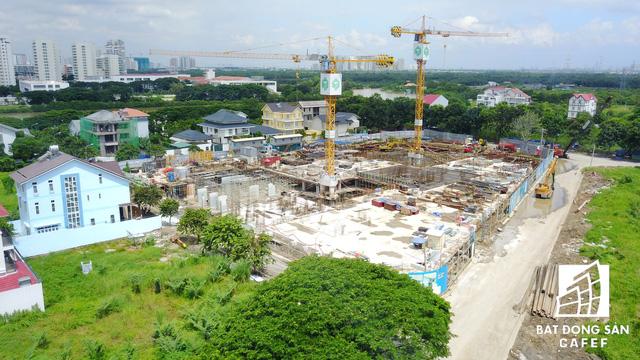 Hàng loạt dự án đẳng cấp của Novaland ở khắp Sài Gòn đang xây đến đâu? - Ảnh 25.