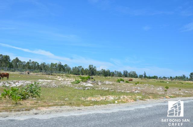 Đột nhập vùng đất khô cằn Nam Hội An - Nơi đang xây dựng dự án casino 4 tỷ USD và nhiều dự án BĐS lớn - Ảnh 4.