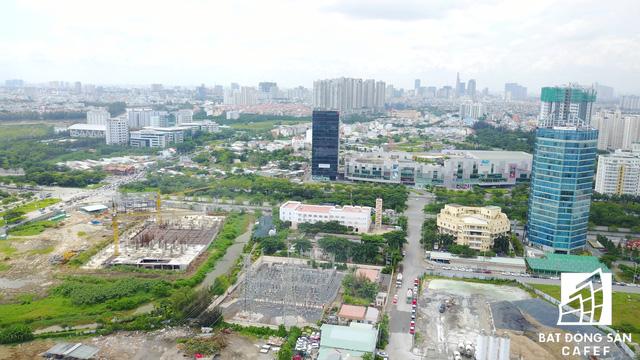 Diện mạo BĐS khu Nam Sài Gòn nhìn từ trên cao đang thay đổi chóng mặt  - Ảnh 4.