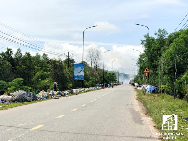 Nhiều dự án khu nghỉ dưỡng tại Phú Quốc lãnh đủ vì các núi rác  - Ảnh 4.