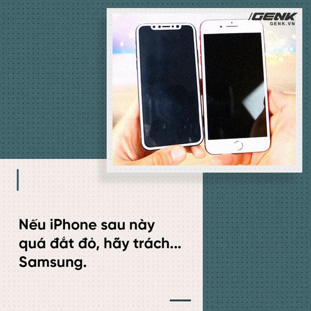 iPhone 8 giá 1000 đô: Cáo già Tim Cook và sự hỗ trợ tuyệt vời từ... Samsung - Ảnh 4.