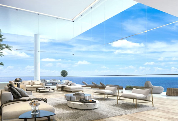 Có gì bên trong căn hộ penthouse đắt nhất Dubai? - Ảnh 4.