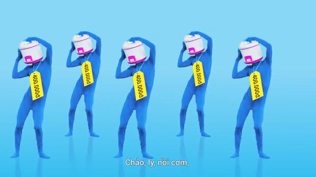 Không chê được nữa, quảng cáo Điện máy xanh trên nền nhạc Duyên phận xuất sắc quá rồi! - Ảnh 5.
