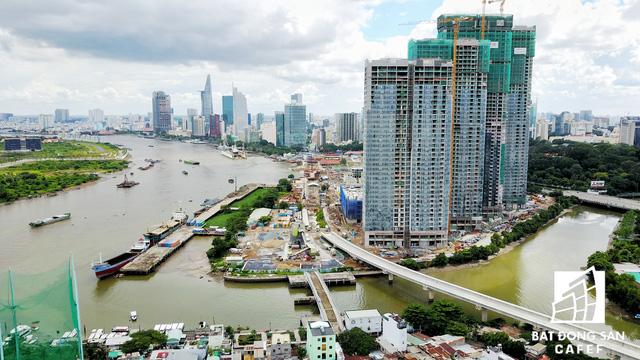 Dự án bất động sản cao cấp lớn thứ 2 của Vingroup tại Sài Gòn đang xây đến đâu? - Ảnh 4.