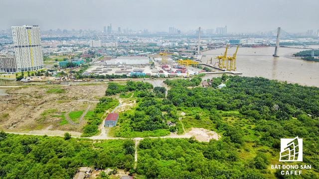 Cận cảnh nhiều khu cảng lớn tại Sài Gòn được di dời nhường đất phát triển đô thị - Ảnh 4.