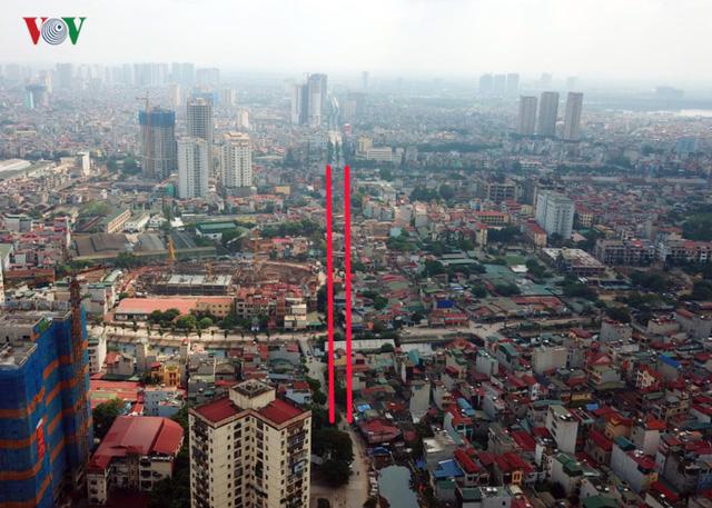 Ảnh: Con đường hơn nghìn tỷ ở Hà Nội 15 năm chưa làm xong  - Ảnh 4.