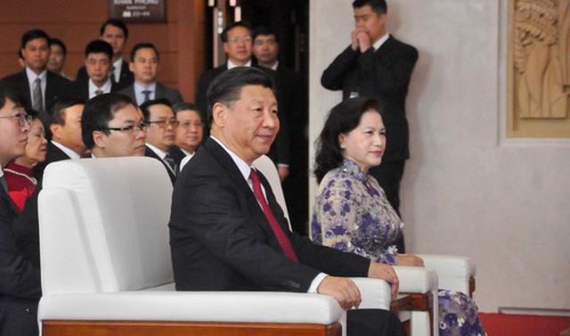 Khánh thành Cung hữu nghị Việt - Trung trị giá gần 800 tỉ đồng - Ảnh 4.