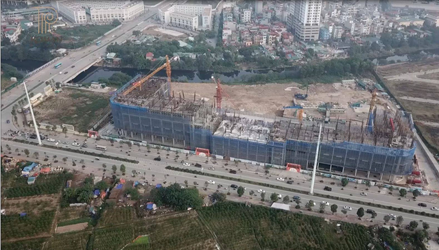 Soi tiến độ loạt dự án chung cư đang được quan tâm dọc vành đai 3 Hà Nội - Ảnh 4.