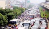 Trời cứ mưa là đường tắc: CSGT Hà Nội nói gì? - Ảnh 5.