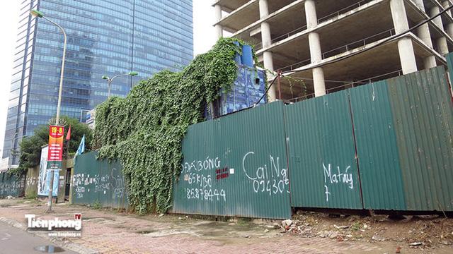 Tháp nghìn tỷ bỏ hoang trên đường vành đai 3 Hà Nội - Ảnh 5.