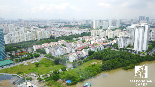 Diện mạo BĐS khu Nam Sài Gòn nhìn từ trên cao đang thay đổi chóng mặt  - Ảnh 5.