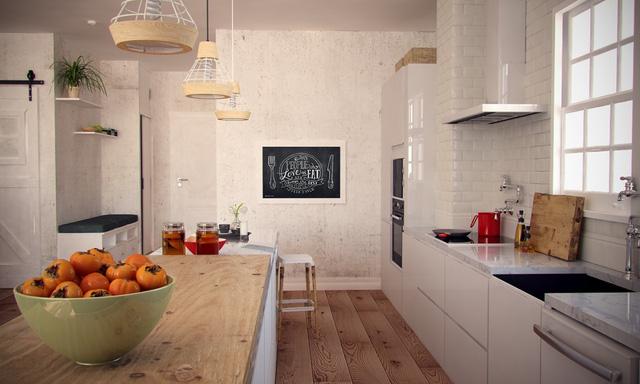 Gia đình nhỏ sống sang chảnh trong căn hộ đẹp hút hồn 100m2  - Ảnh 5.