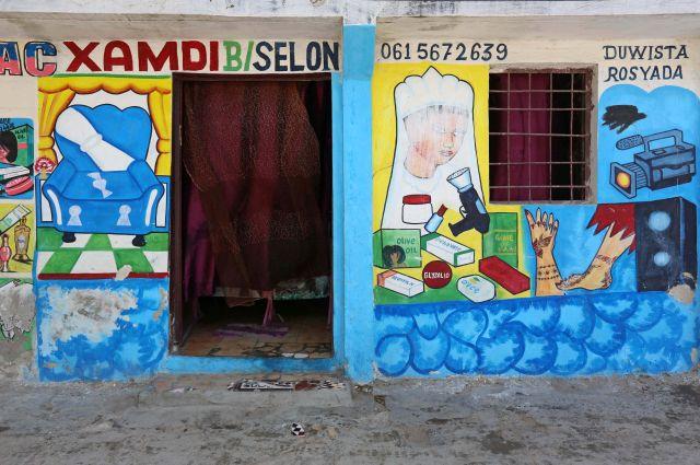 Không cần biển hiệu quảng cáo, đây là cách mời gọi khách hàng vô cùng độc đáo của các doanh nghiệp Somali - Ảnh 4.
