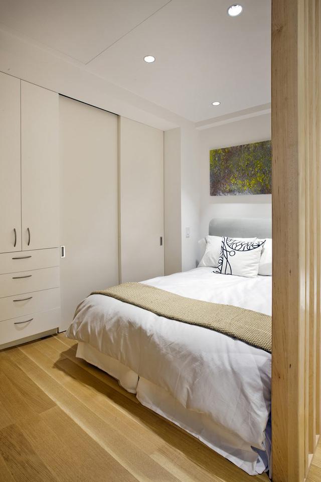Thiết kế nội thất căn hộ 32m2 chất lừ cho gia đình trẻ - Ảnh 5.