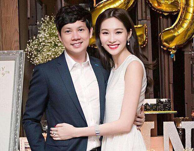 Hoa hậu Đặng Thu Thảo: Từ con gái của người thợ may thành con dâu nhà đại gia bất động sản - Ảnh 5.