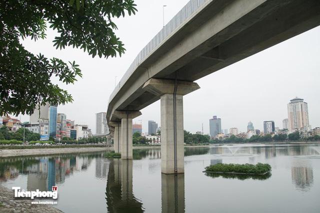 Hình ảnh dự án đường sắt Cát Linh - Hà Đông trước ngày chạy thử - Ảnh 5.