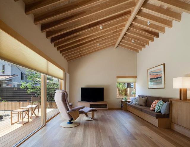 Báo Mỹ ấn tượng với cách bài trí, thiết kế không gian căn nhà tuyệt đẹp của cặp vợ chồng già người Nhật - Ảnh 5.