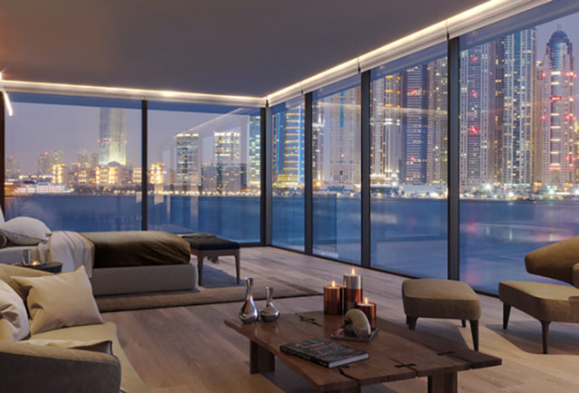 Có gì bên trong căn hộ penthouse đắt nhất Dubai? - Ảnh 5.