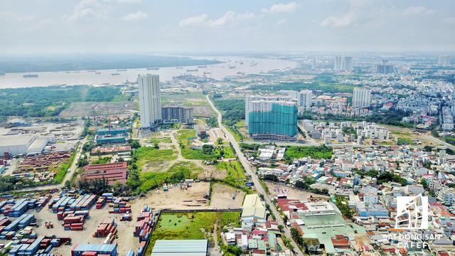 Cận cảnh nhiều khu cảng lớn tại Sài Gòn được di dời nhường đất phát triển đô thị - Ảnh 5.