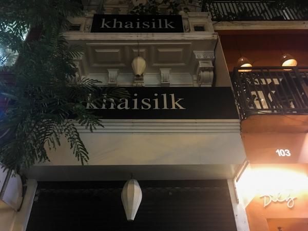 Khaisilk đồng loạt đóng cửa hàng: Không hẹn ngày tái xuất - Ảnh 5.