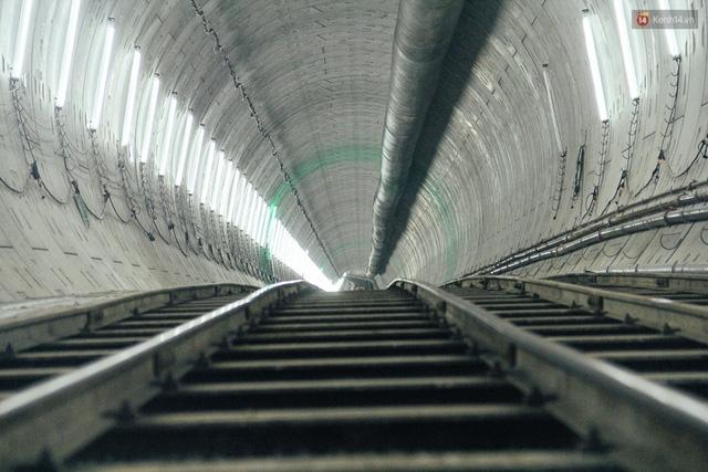 """Robot """"siêu khủng"""" gần 4 triệu USD đã xuyên thủng 781m dưới lòng đất cho nhà ga Metro Sài Gòn  - Ảnh 5."""