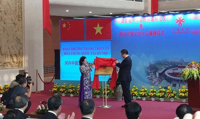 Khánh thành Cung hữu nghị Việt - Trung trị giá gần 800 tỉ đồng - Ảnh 5.
