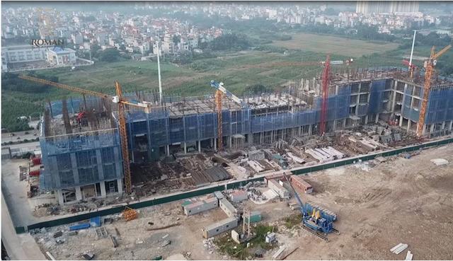 Soi tiến độ loạt dự án chung cư đang được quan tâm dọc vành đai 3 Hà Nội - Ảnh 5.
