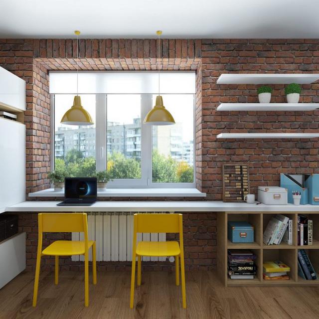 Thiết kế nội thất chất lừ của ngôi nhà ống 65m2 cho các gia đình trẻ - Ảnh 6.