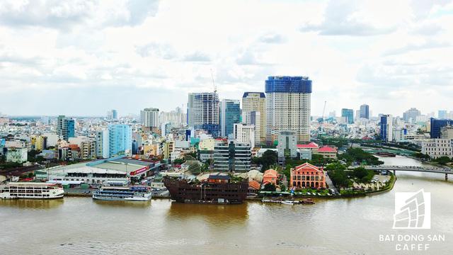 Những hình ảnh lý do vì sao giá nhà trung tâm tâm Sài Gòn tăng chóng mặt - Ảnh 6.