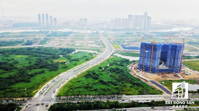 Cận cảnh loạt dự án tâm điểm dọc trục đường chính dẫn vào khu đô thị Cát Lái - Ảnh 6.