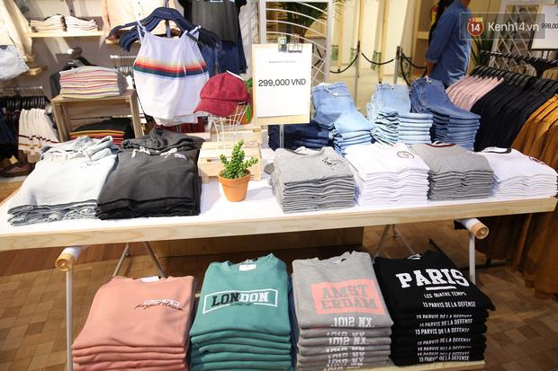 Pull&Bear Việt Nam: Giá rẻ hơn Thái Lan, áo phông giá từ 149.000 đồng, quần jeans từ 699.000 đồng - Ảnh 6.