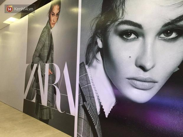 Zara treo biển Opening Soon to đùng ở Vincom Bà Triệu, ngày khai trương đến gần lắm rồi - Ảnh 6.