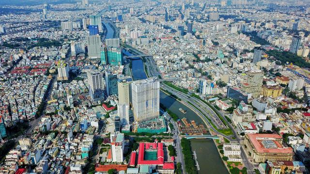 Hàng loạt dự án đẳng cấp của Novaland ở khắp Sài Gòn đang xây đến đâu? - Ảnh 6.