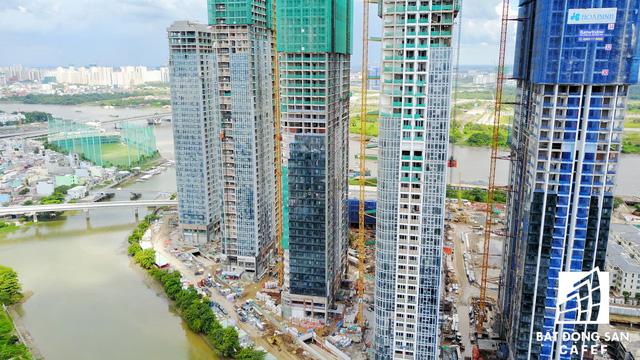 Dự án bất động sản cao cấp lớn thứ 2 của Vingroup tại Sài Gòn đang xây đến đâu? - Ảnh 6.