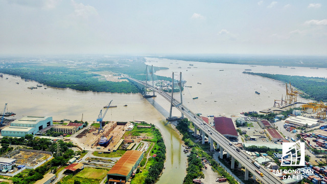 Cận cảnh nhiều khu cảng lớn tại Sài Gòn được di dời nhường đất phát triển đô thị - Ảnh 6.
