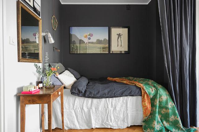 Thiết kế căn hộ 20m2 đẹp đến nao lòng  - Ảnh 6.