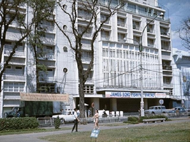 Nữ đại gia bỏ tiền khổng lồ xây rạp phim xịn nhất Sài Gòn xưa - Ảnh 5.