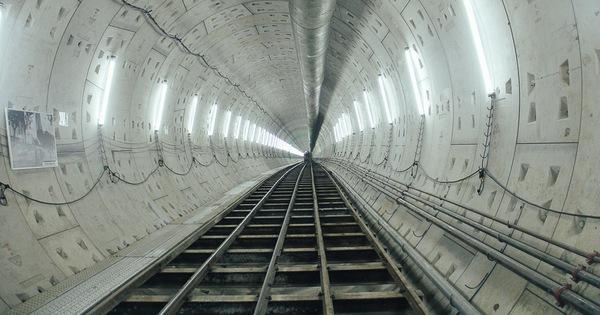 """Robot """"siêu khủng"""" gần 4 triệu USD đã xuyên thủng 781m dưới lòng đất cho nhà ga Metro Sài Gòn  - Ảnh 6."""