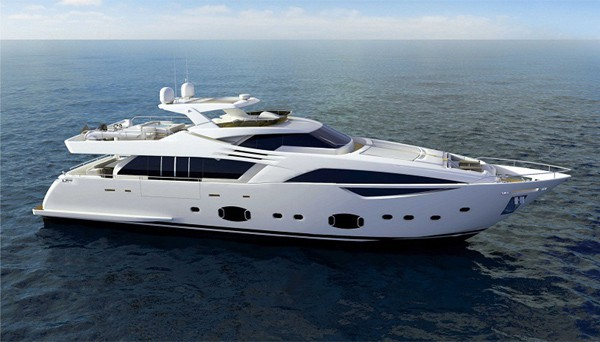 Du thuyền cho giới mê thể thao Ferretti.